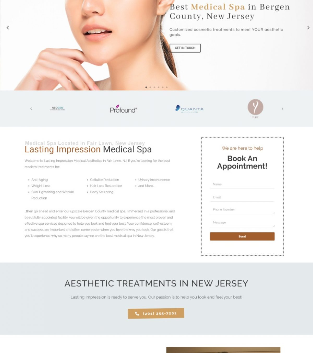 bergen county medical spa by mtbstrategy