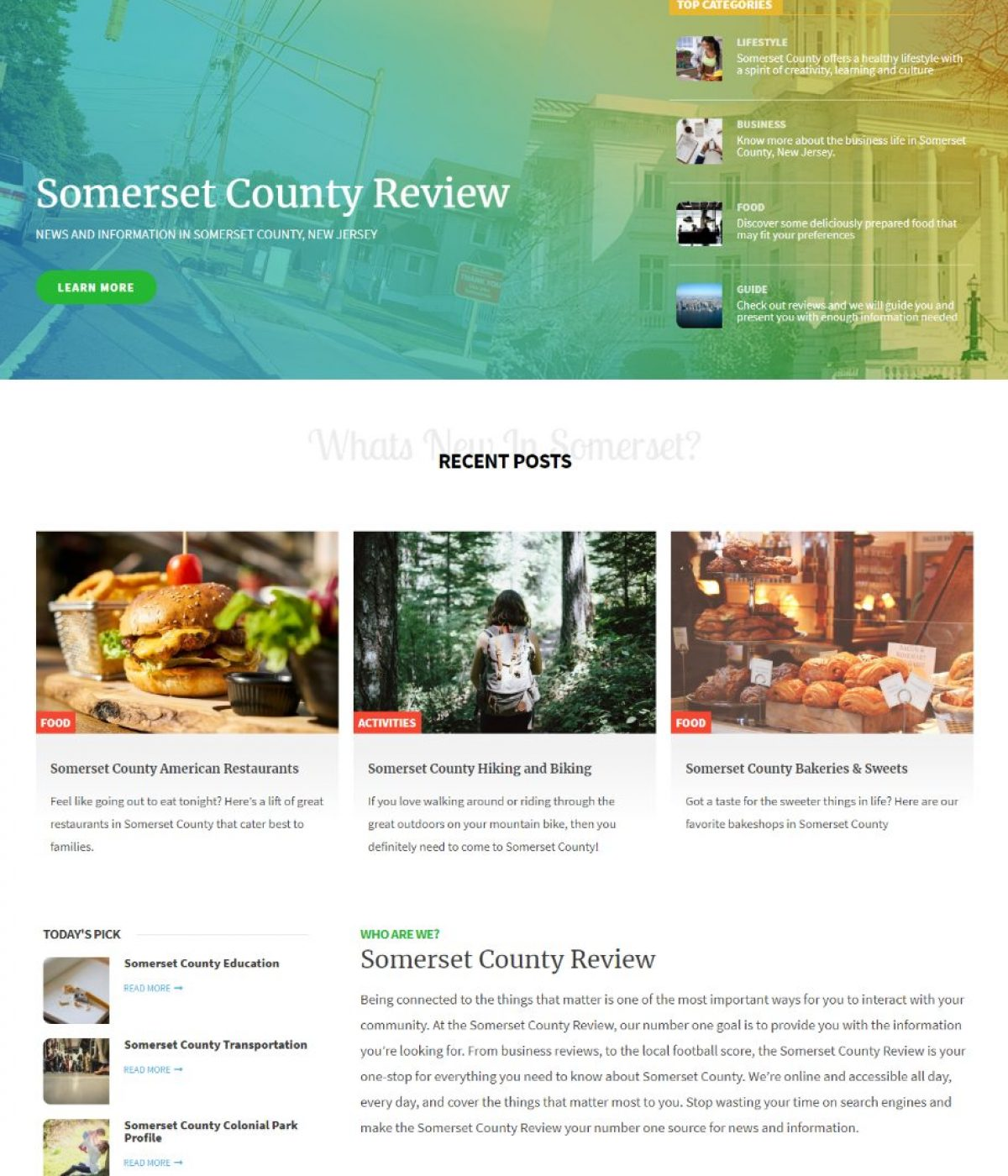 somerset county review by mtb strategy