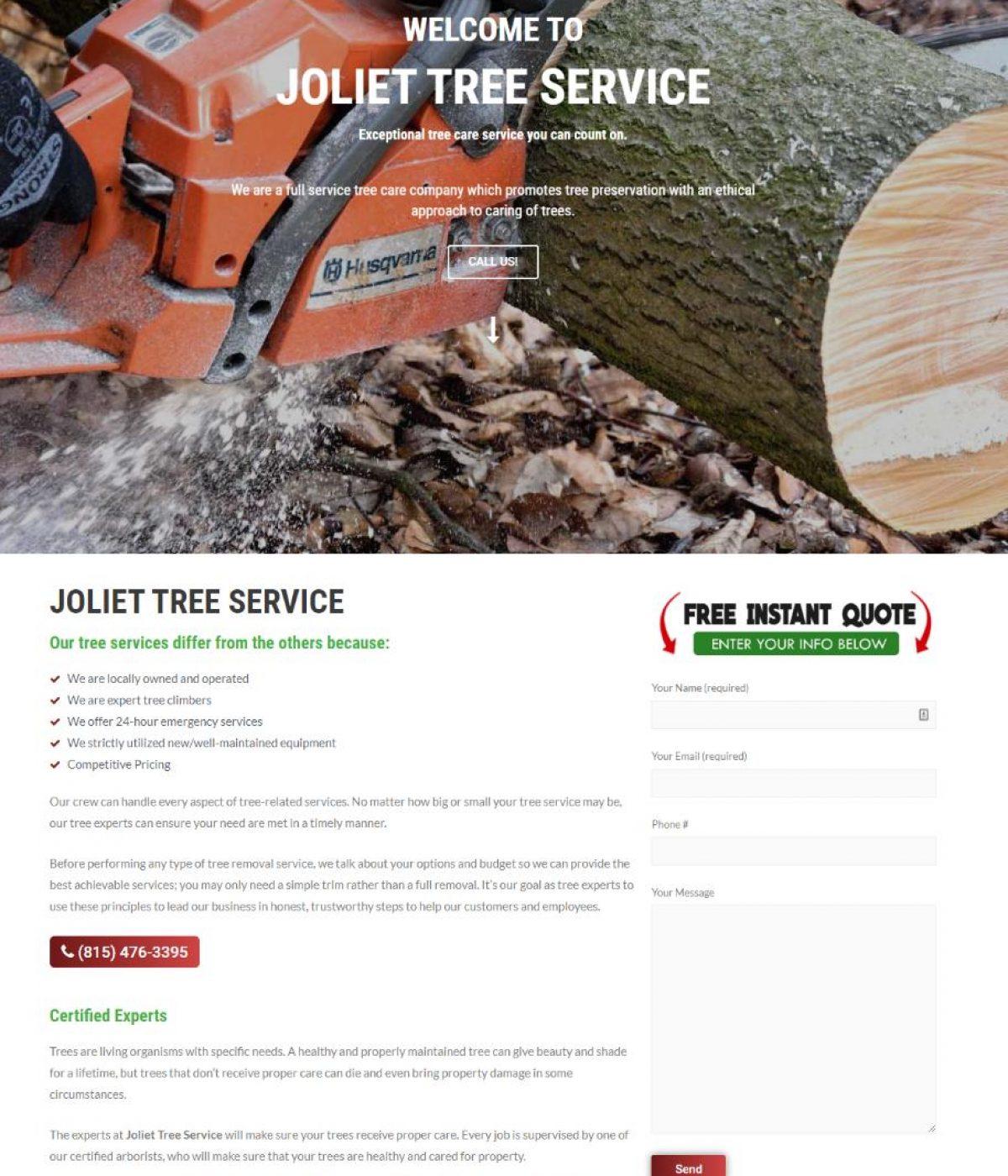 tree service joliet by mtb strategy